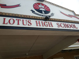 Lotus High School