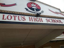 Lotus High School